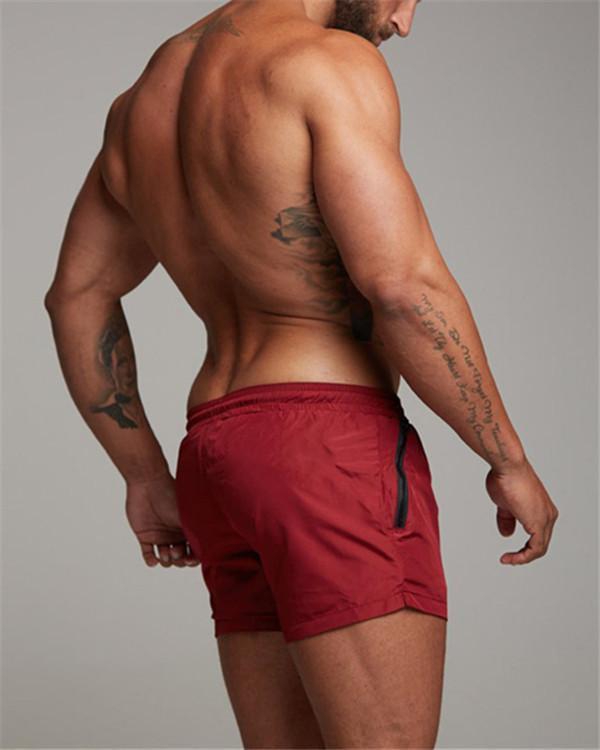Men's Running Quick-Dry Track Shorts