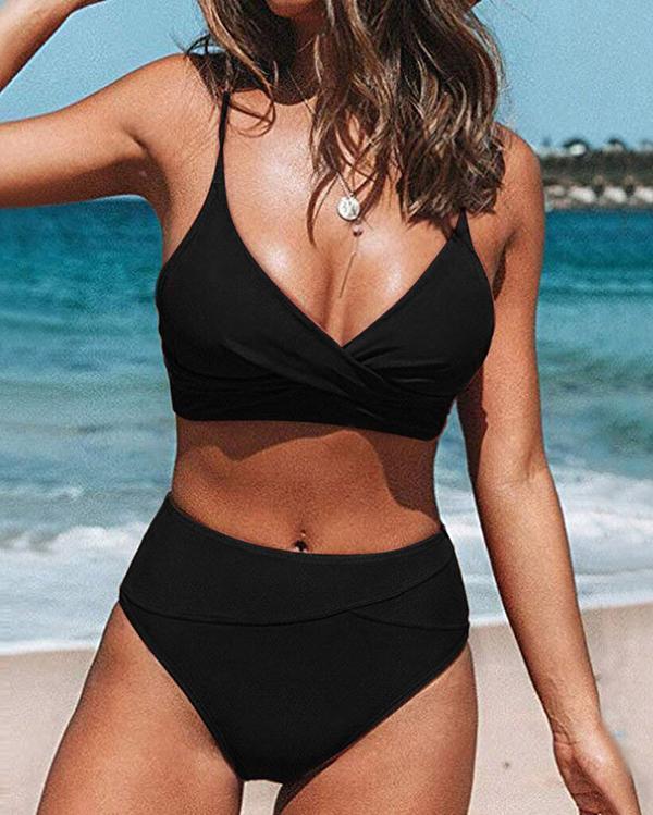 Slim High Waist Sexy Bikini