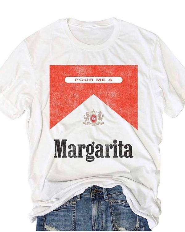 Pure Me A Margrita T-shirt