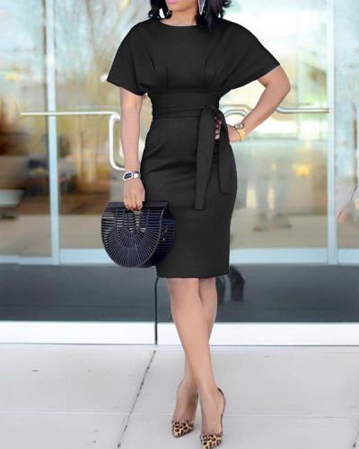Fashion Business Wear Women's Dress