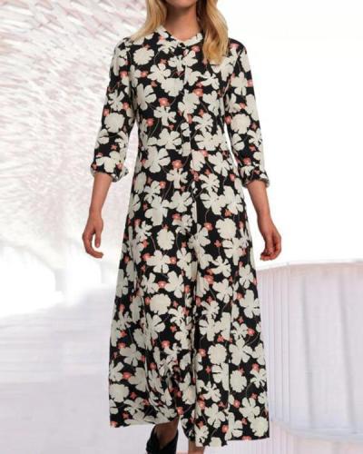 Women's Casual Corset Dress