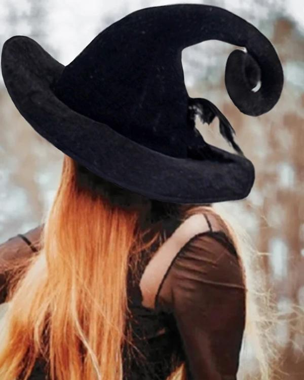 Halloween Party Prom Witch Hat