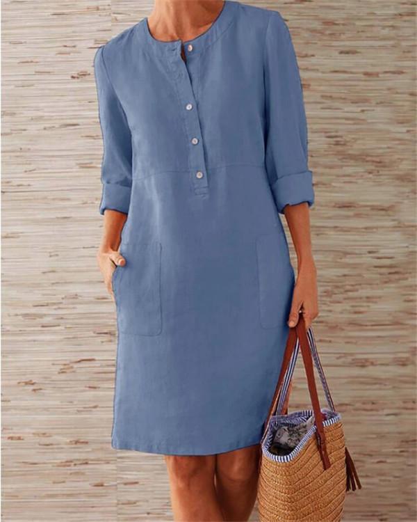 Bohemian Plus Size Elegant Women Fashion Mini Dresses