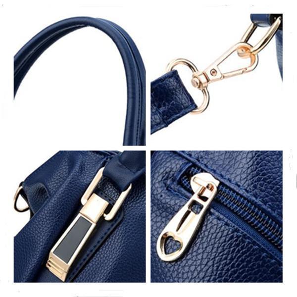 Women Office Handbag Large Capacity Crossbody Tote Bag
