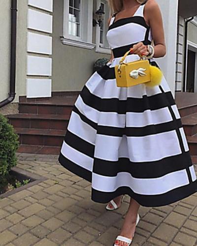 Women's Elegant Maxi A Line Dress