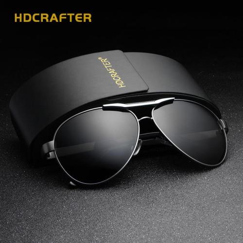 Classic Fishing UV400 Polarized  Vintage Pilot Sun Glasses