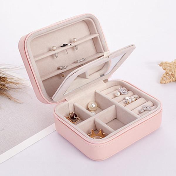 Travel Portable Jewelry Storage Bag Earrings
