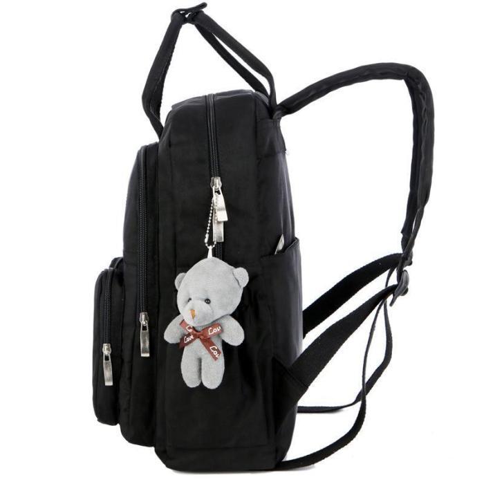Fashion Multi-Pocket Waterproof Backpack
