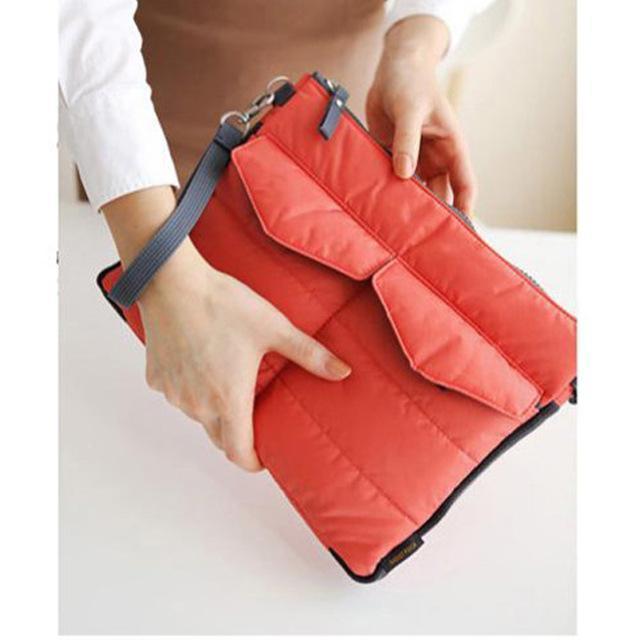 Bag in Bag Travel Multi-pockets Storage Bag  Package Ipad Bag
