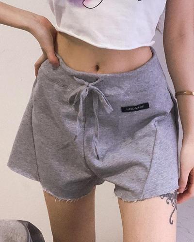 Casual High Waist Shorts