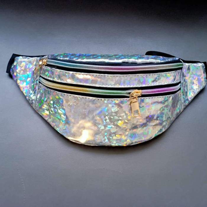 Rainbow Fanny Bag