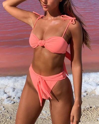 Sexy Knot Bikini Set