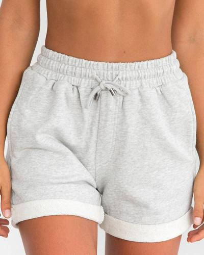 Women Comfy Summer Sweatpants Shorts