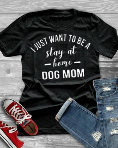 Summer Letter Print T Shirt