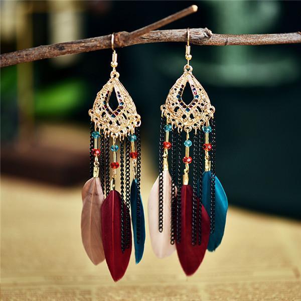 Bohemian Vintage  Earrings