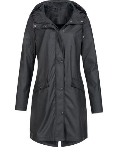 Women Winter Jacket Fashion Outdoor Windbreaker Long Jacket