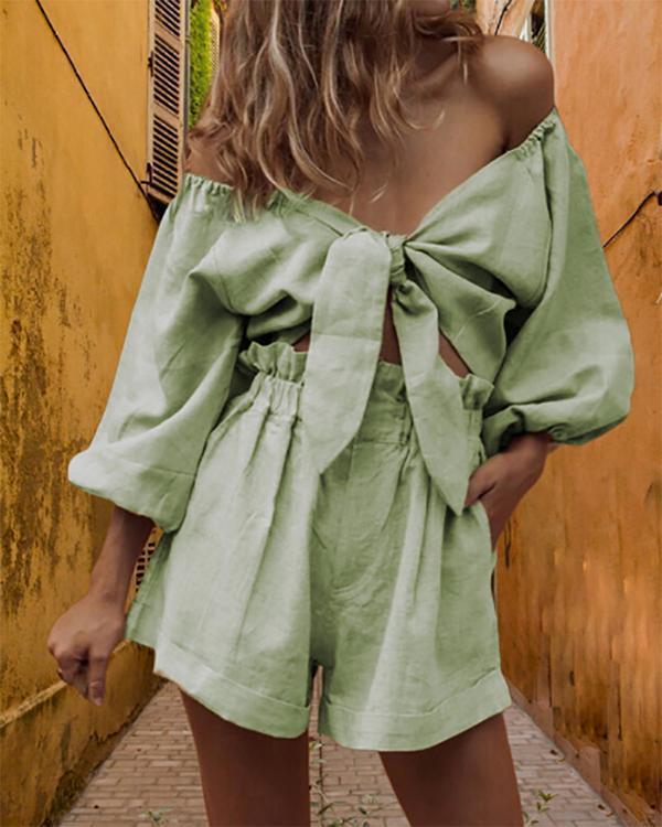 Summer Stylish Suit