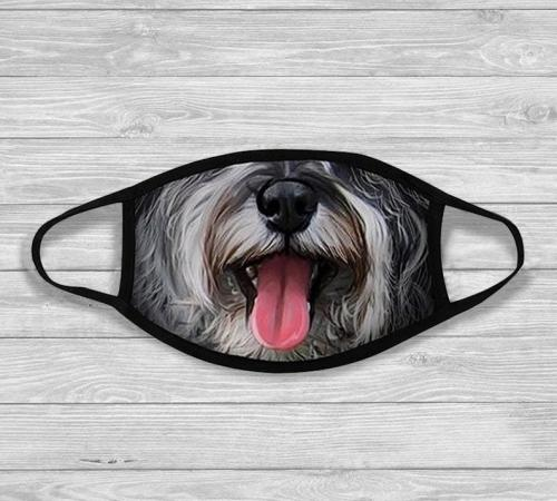 Top Ten Face Masks For Dog Lovers