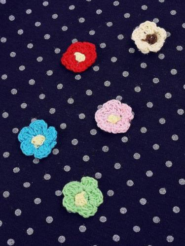 Navy Blue Long Sleeve Pockets Printed Plus Size T-Shirt Dress