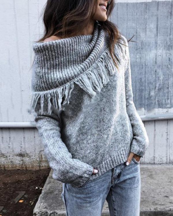Women Autumn & Winter Warm Sweater