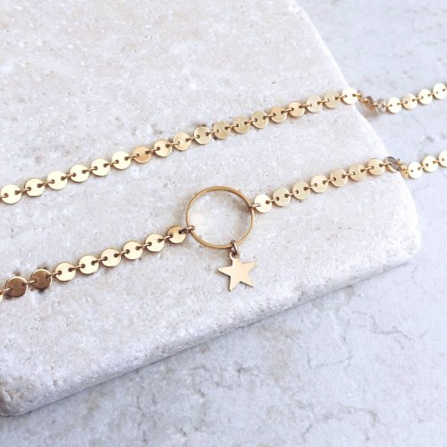 Chic Star Necklace