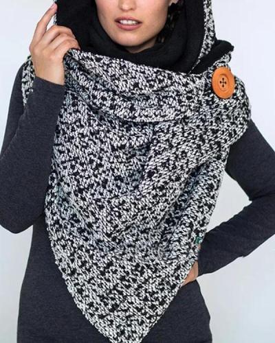 Women Printed Scarf Shawl Stylist Winter Scarf