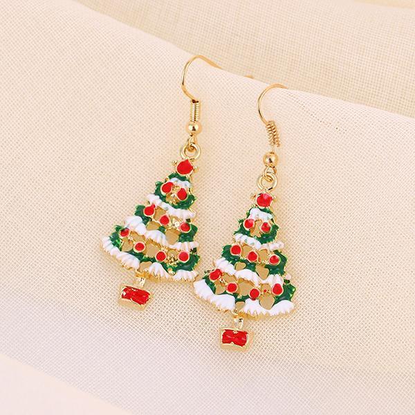 Cute Christmas Earrings