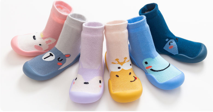 Breathable Nonslip Warm Baby Socks Shoes