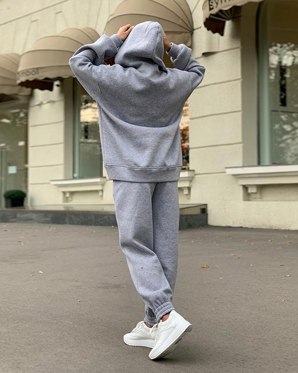 Women Tracksuits 2 Pieces Sets Casual Long Sleeve Outfits