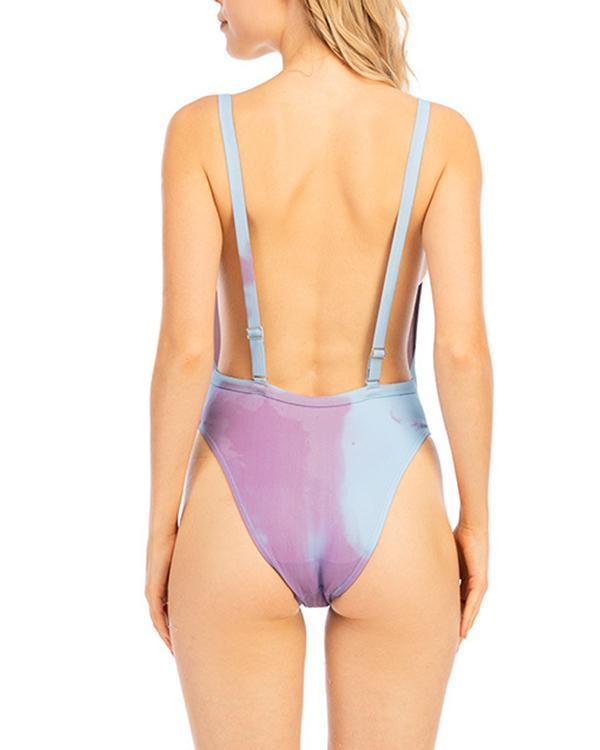 2021 Hot Sale Color-Changing One Piece Bikini
