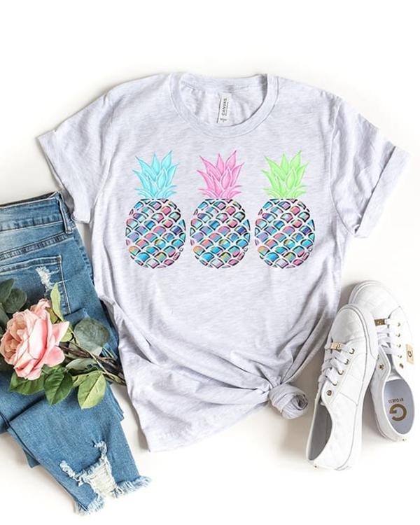 Casual Beach Tees T-shirt