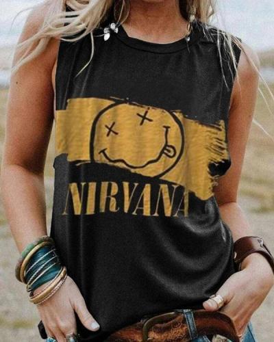 Nirvana ShIft Sleeveless Womens Vests
