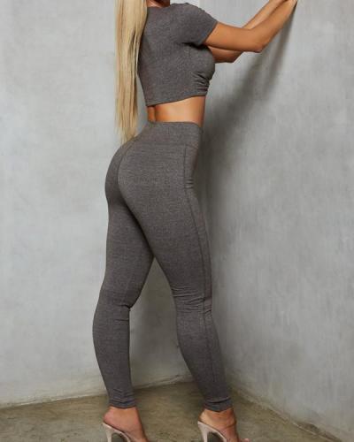 2021 Fashion Fitness Yoga Sports Suit