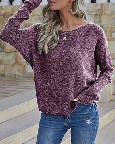 Fashion Knitwear Women's Sweater