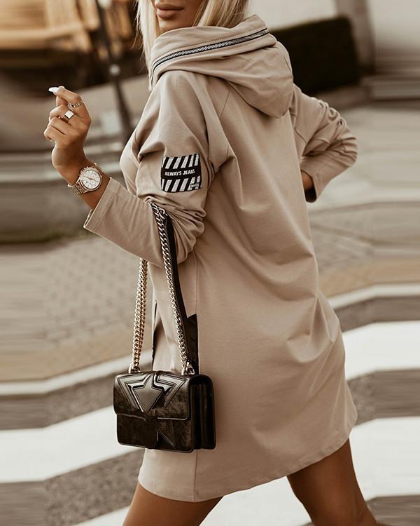 Urban Loose Casual Fall/winter Dress