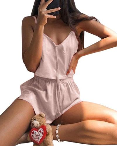 Cupid Sleep Singlet Casual At Home Suit