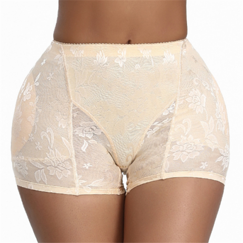 WOMEN LACE PAD BUTTOCK PANTIES
