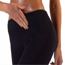 WOMEN NEOPRENE SWEAT SAUNA PANTS