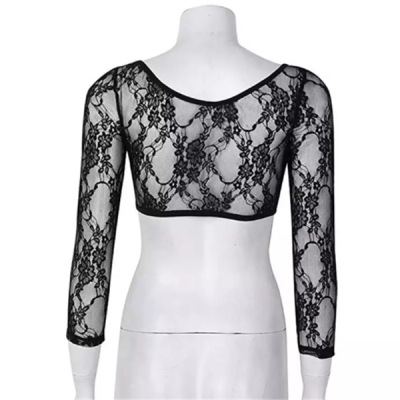 LACE SEXY SLIMMING CONTROL ARM SHAPER TOPS