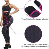 NEOPRENE HIGH WAIST SWEAT LEG BELT SPORTS PANTIES