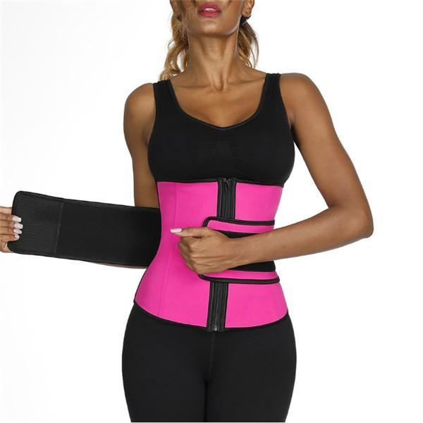 WOMENS BODY SHAPER BELT SLIMMING CORSET