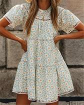 Daisy Chain Mini Dress