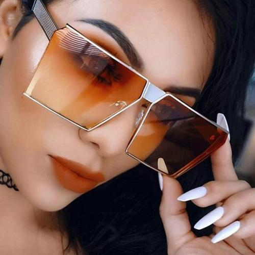 Sunglasses-Unique Shield Shades
