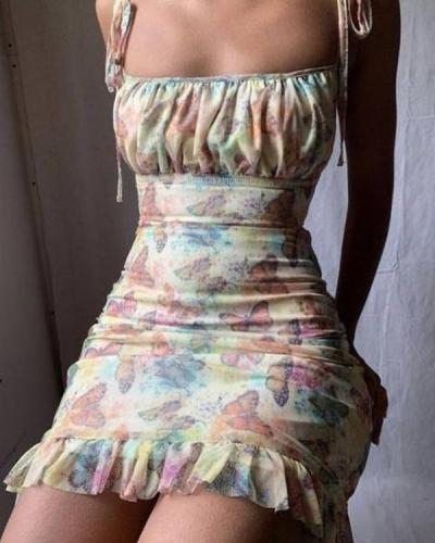 French Ladies Dress
