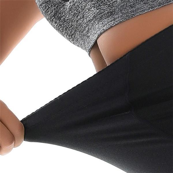 WOMEN  PLUS SIZE SLIMMING BOXER PANTIES