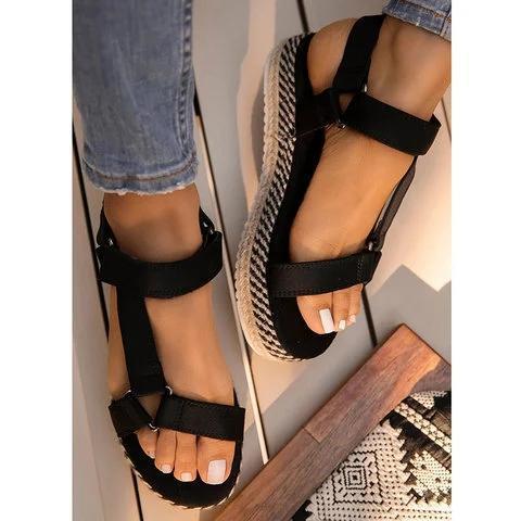 Women Casual Summer Daily Comfy Platform Sandals
