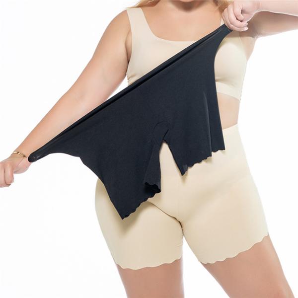 PLUS SIZE WOMEN SAFETY SHORTS PANTS SOFT COMFORTABLE