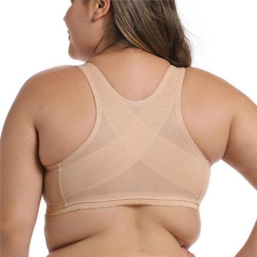 FRONT CLOSURE BRAS NO WIRE BEAUTY BACK BRASSIERE