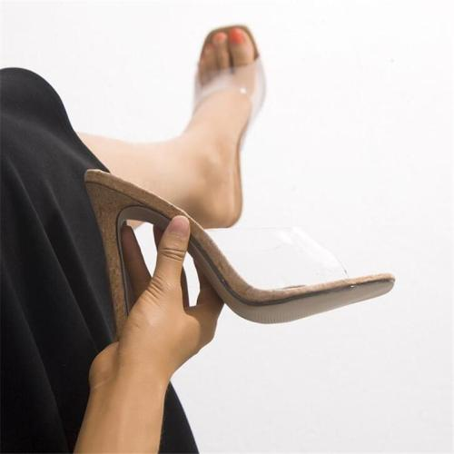 Women Fashion slipper Heels