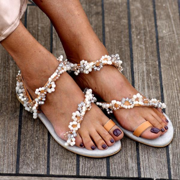 Women Fashion Flat Sandals